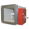 Compartimentage - Installation clapet coupe feu ...
